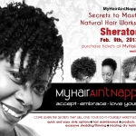 My Hair Aint Nappy Workshop Series